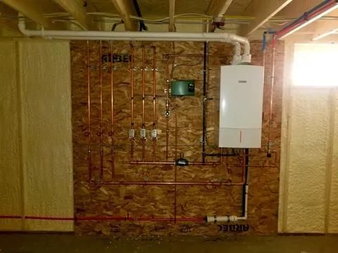 On Demand Hot Water Heater